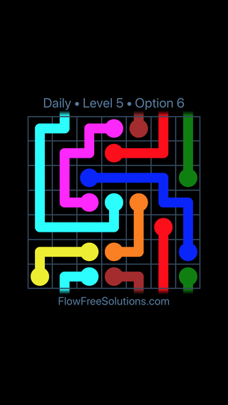 Solution and Answer to the Puzzle for Warps Date Sunday, November 4, 2018 Level 5