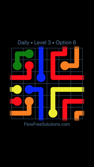 Solution and Answer to the Puzzle for Warps Date Monday, April 25, 2016 Level 3