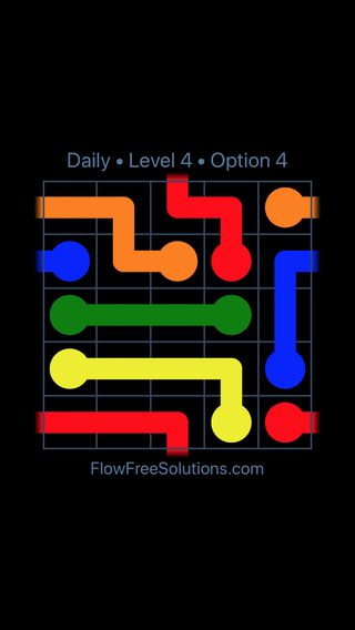 Solution and Answer to the Puzzle for Warps Date Tuesday, November 6, 2018 Level 4
