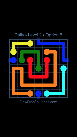 Solution and Answer to the Puzzle for Warps Date Tuesday, May 3, 2016 Level 2