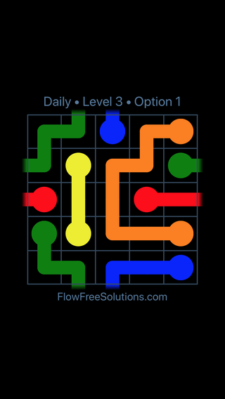 Solution and Answer to the Puzzle for Warps Date Wednesday, January 11, 2017 Level 3