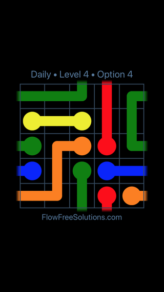 Solution and Answer to the Puzzle for Warps Date Wednesday, July 27, 2016 Level 4