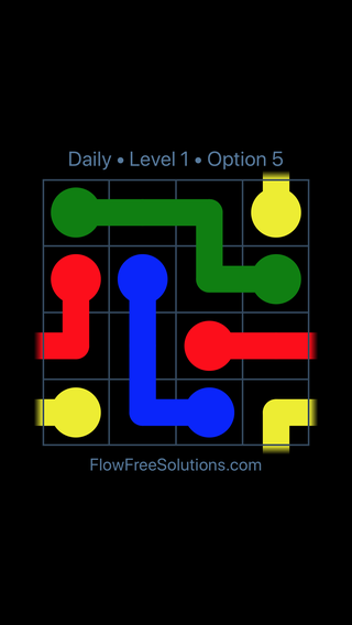 Solution and Answer to the Puzzle for Warps Date Thursday, May 12, 2016 Level 1