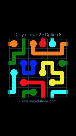 Solution and Answer to the Puzzle for Warps Date Sunday, April 4, 2021 Level 2