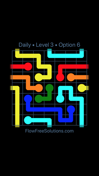Solution and Answer to the Puzzle for Warps Date Sunday, January 14, 2018 Level 3