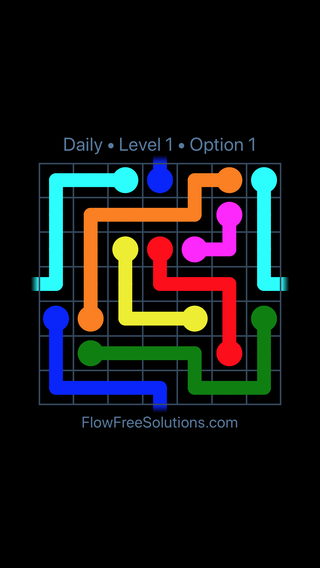 Solution and Answer to the Puzzle for Warps Date Sunday, June 10, 2018 Level 1