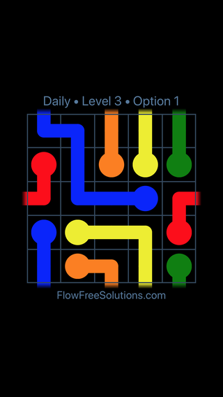 Solution and Answer to the Puzzle for Warps Date Wednesday, June 13, 2018 Level 3