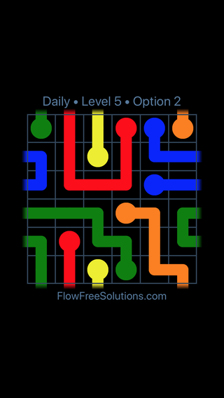 Solution and Answer to the Puzzle for Warps Date Friday, August 9, 2019 Level 5