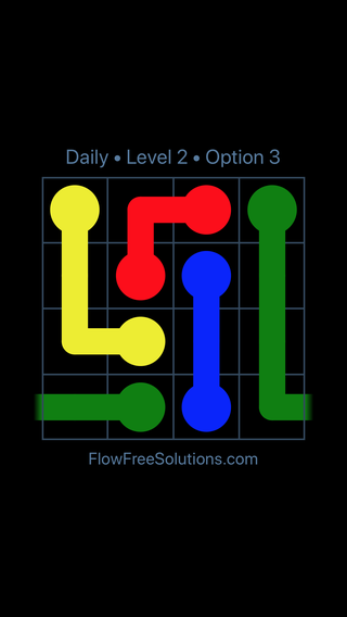 Solution and Answer to the Puzzle for Warps Date Thursday, May 26, 2016 Level 2