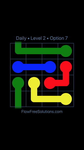 Solution and Answer to the Puzzle for Warps Date Thursday, August 15, 2019 Level 2