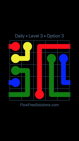 Solution and Answer to the Puzzle for Warps Date Thursday, August 15, 2019 Level 3