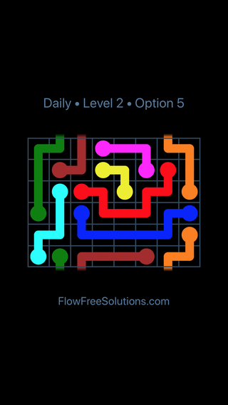 Solution and Answer to the Puzzle for Warps Date Friday, August 19, 2016 Level 2