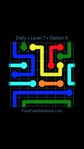 Solution and Answer to the Puzzle for Warps Date Friday, August 19, 2016 Level 7