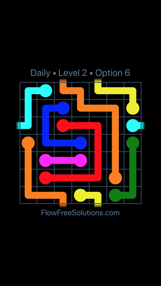 Solution and Answer to the Puzzle for Warps Date Sunday, August 21, 2016 Level 2