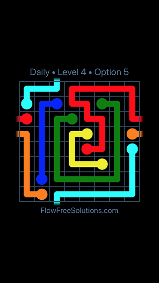Solution and Answer to the Puzzle for Warps Date Sunday, May 29, 2016 Level 4