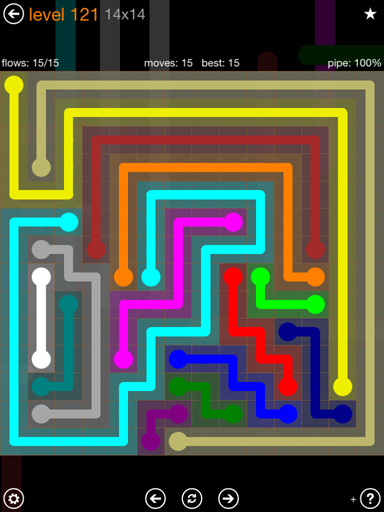 flow free extreme pack 12x12 level 28